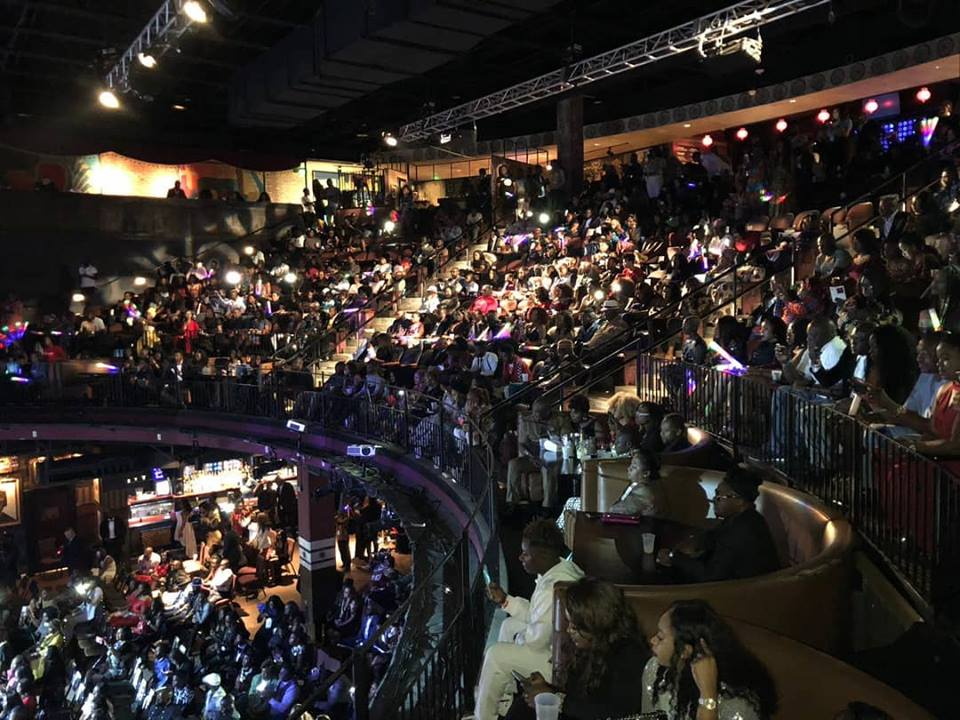 AFRIMMA 2018 audience