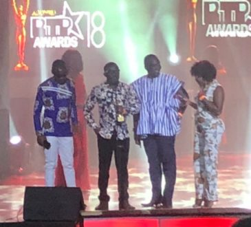 RTP Awards 2018 winners